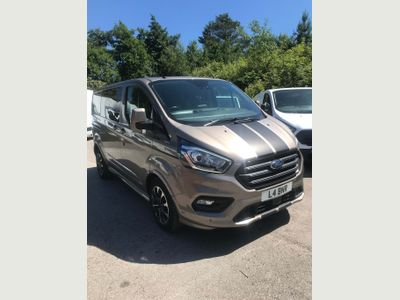 Ford Transit Custom Other 2.0 310 EcoBlue Sport DCIV Auto L1 H1 EU6 (s/s) 6dr (6 Seat)