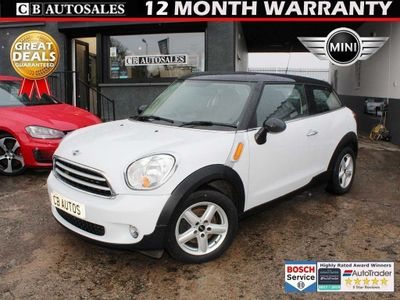 MINI Paceman Hatchback 1.6 Cooper 3dr