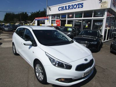 KIA CEED Estate 1.4 VR7 Sportswagon 5dr