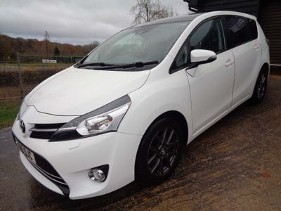 Toyota Verso MPV 1.6 D-4D Excel (s/s) 5dr (7 Seat)