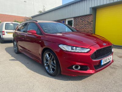 Ford Mondeo Estate 2.0 TDCi ST-Line Edition Powershift (s/s) 5dr