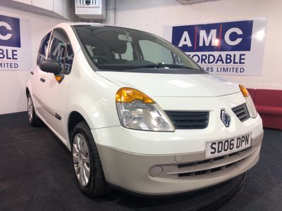Renault Modus Hatchback 1.5 dCi Authentique 5dr