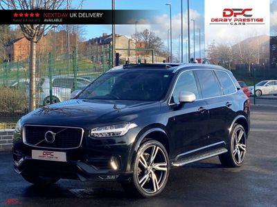 Volvo XC90 SUV 2.0 T6 R-Design Auto 4WD (s/s) 5dr