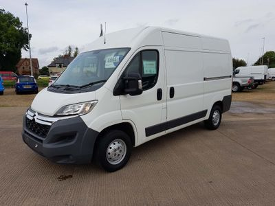 Citroen Relay Panel Van 2.2 HDi 35 Enterprise L2H2 5dr