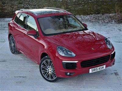 Porsche Cayenne SUV 4.2 TD S Tiptronic 4WD (s/s) 5dr EU5