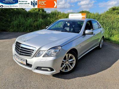 Mercedes-Benz E Class Saloon 2.1 E220 CDI BlueEFFICIENCY Avantgarde 4dr