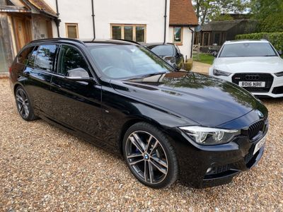 BMW 3 Series Estate 3.0 340i M Sport Shadow Edition Touring Auto (s/s) 5dr