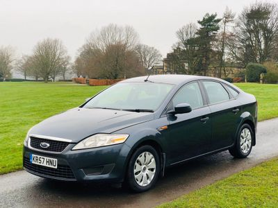 Ford Mondeo Hatchback 1.8 TDCi Edge 5dr