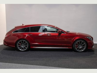 Mercedes-Benz CLS Estate 5.5 CLS63 V8 AMG S Shooting Brake SpdS MCT (s/s) 5dr