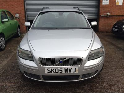 Volvo V50 Estate 2.4 SE 5dr