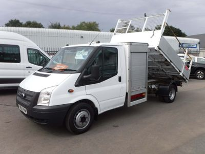 Ford Transit Tipper 2.2TDCI 125ps T350 TOOLBOX/TIPPER