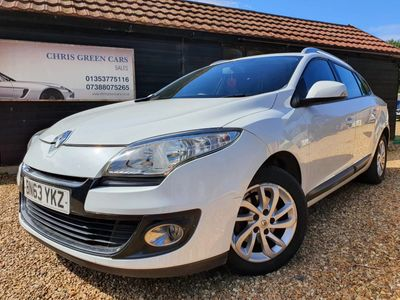 Renault Megane Estate 1.5 dCi ECO Expression + (s/s) 5dr