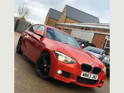 BMW 1 Series Hatchback 1.6 118i M Sport Sports Hatch (s/s) 5dr