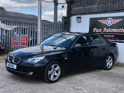BMW 5 Series Saloon 3.0 525d SE Business Edition 4dr