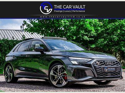 Audi S3 Hatchback 2.0 TFSI Sportback S Tronic quattro (s/s) 5dr