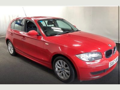BMW 1 Series Hatchback 2.0 118d ES Auto 5dr