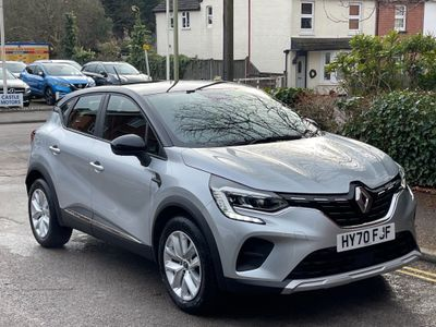 Renault Captur SUV 1.0 TCe Play (s/s) 5dr