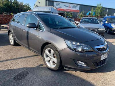 Vauxhall Astra Estate 1.7 CDTi ecoFLEX 16v SRi (s/s) 5dr