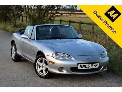 Mazda MX-5 Convertible 1.8 Icon 2dr