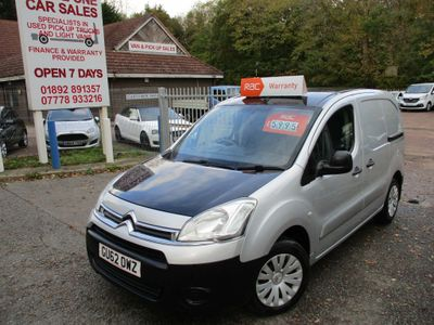 Citroen Berlingo Panel Van 1.6 e-HDi L1 625 LX Airdream Panel Van 5dr