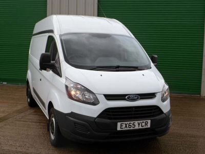 FORD TRANSIT CUSTOM Panel Van 2.2 TDCi 290 L2H2 Panel Van 5dr