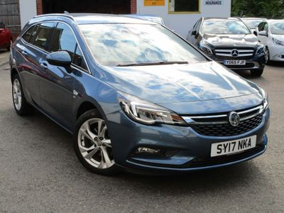Vauxhall Astra Estate 1.6 CDTi SRi Nav Sports Tourer Auto 5dr
