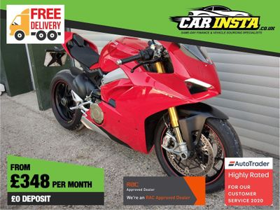Ducati Panigale V4S Super Sports 1100 S ABS