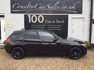 BMW 1 Series Hatchback 1.6 116i ES Sports Hatch 5dr