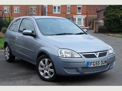 Vauxhall Corsa Hatchback 1.0 i 12v Breeze 3dr (a/c)