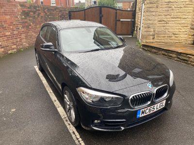 BMW 1 Series Hatchback 1.5 118i Sport Auto (s/s) 3dr