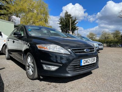 Ford Mondeo Hatchback 1.6 T EcoBoost Zetec (s/s) 5dr
