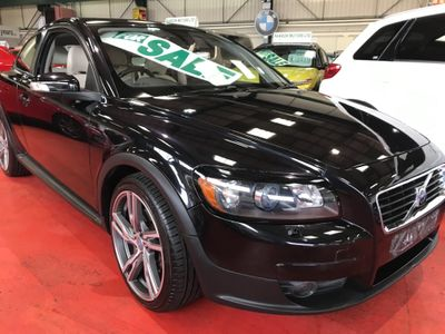 Volvo C30 Coupe 2.4 D5 SE Lux Geartronic 2dr