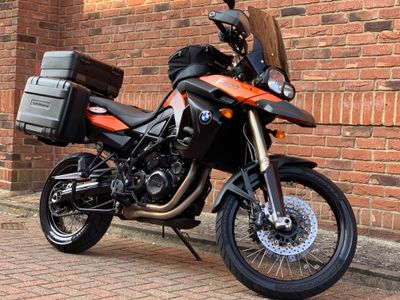 BMW F800GS Adventure 800 GS