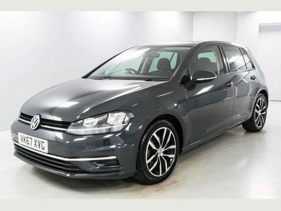 Volkswagen Golf Hatchback 1.0 TSI SE (s/s) 5dr