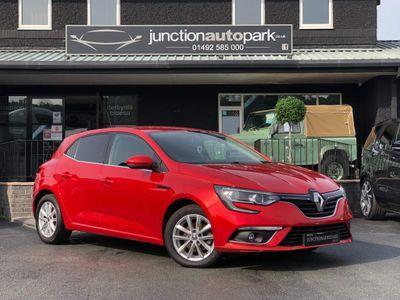 Renault Megane Hatchback 1.5 dCi Expression + (s/s) 5dr