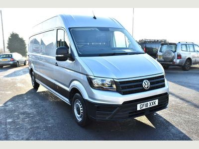 Volkswagen Crafter Panel Van 2.0 TDI CR35 Trendline (Business) FWD 5dr