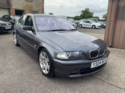 BMW 3 SERIES Saloon 2.9 330d SE 4dr