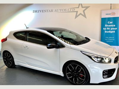 Kia ProCeed Hatchback 1.6 T-GDi GT 1st Edition 3dr