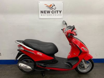 Piaggio Fly Scooter 125 3v LEM
