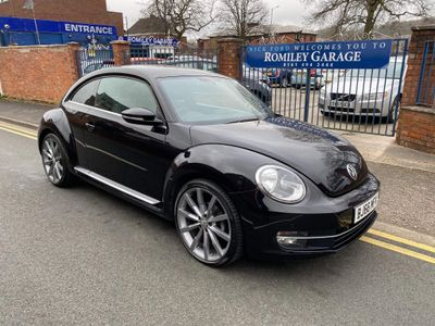 Volkswagen Beetle Hatchback 2.0 TDI BlueMotion Tech Sport (s/s) 3dr