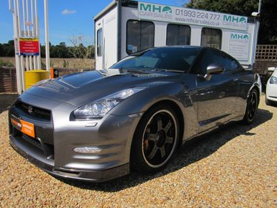 Nissan GT-R Coupe 3.8 V6 Track Edition 4WD 2dr