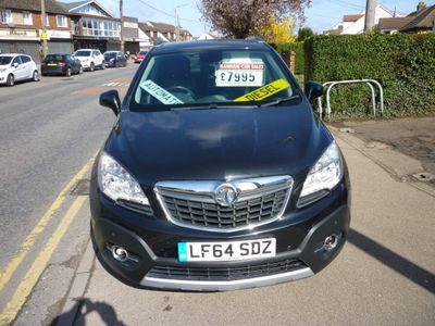 Vauxhall Mokka Hatchback 1.7 CDTi 16v SE FWD 5dr