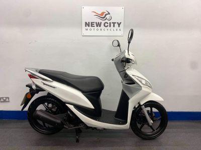 Honda Vision Moped 50 Vision