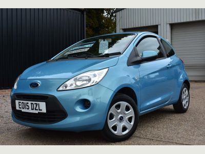 Ford Ka Hatchback 1.2 Edge 3dr