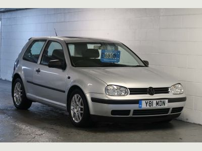 Volkswagen Golf Hatchback 1.4 S 3dr