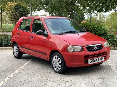 Suzuki Alto Hatchback 1.1 GL 5dr