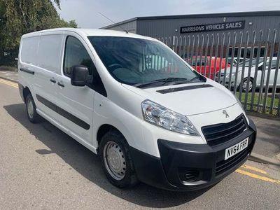 Peugeot Expert Panel Van 1.6 HDi (EU5) L2 H1 4dr