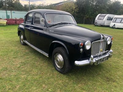 ROVER 110 Saloon {Edition unlisted}