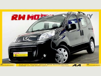 Peugeot Bipper Tepee MPV 1.3 HDi Tepee Outdoor (s/s) 5dr