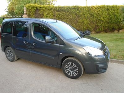 Peugeot Partner Tepee MPV 1.6 BlueHDi Allure (s/s) 5dr